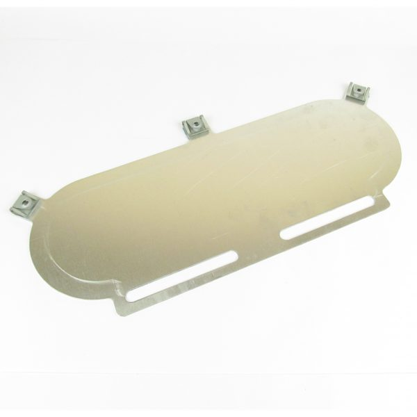 Pipercross Dome FIlter Backing Plate Blank