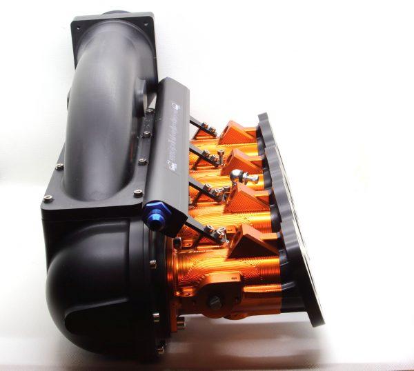 Zetec Turbo Individual throttle bodies