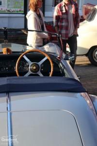 Jaguar XK140 Steering