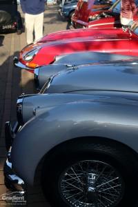 Jaguar XK140 Front End